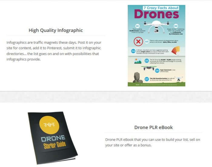 Affiliazon DFY Drone Edition Niche Pack by Kurt Chrisler