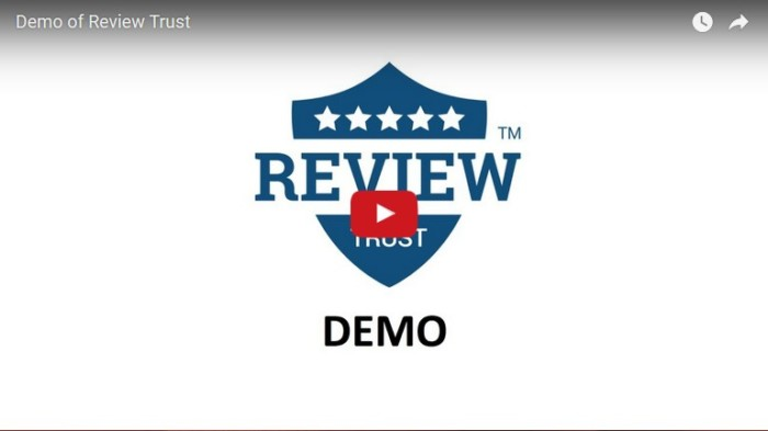 Review Trust Automation Software by Jimmy Kim