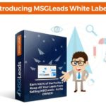 MSGLeads White Label Software by Brad Stephens Review – Best Upsell #3 of MSGLeads To Earn 100% of The Profits & Keep All Your Leads From Selling MSGLeads As The Owner, Build a Sustainable Business Without Worrying About a Product, 100% Rebranding and Customization
