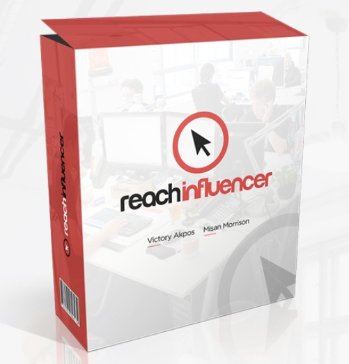 ReachInfluencer PRO App Software by Misan Morrison