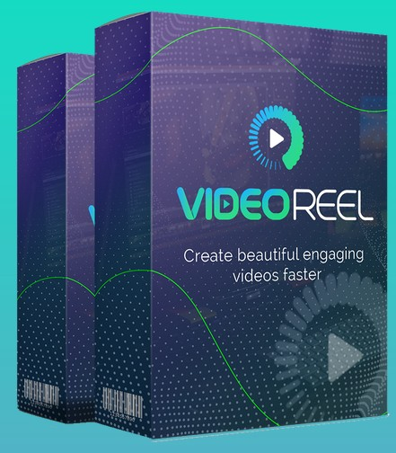VideoReel Commercial Video Creation Software by Abhi Dwivedi