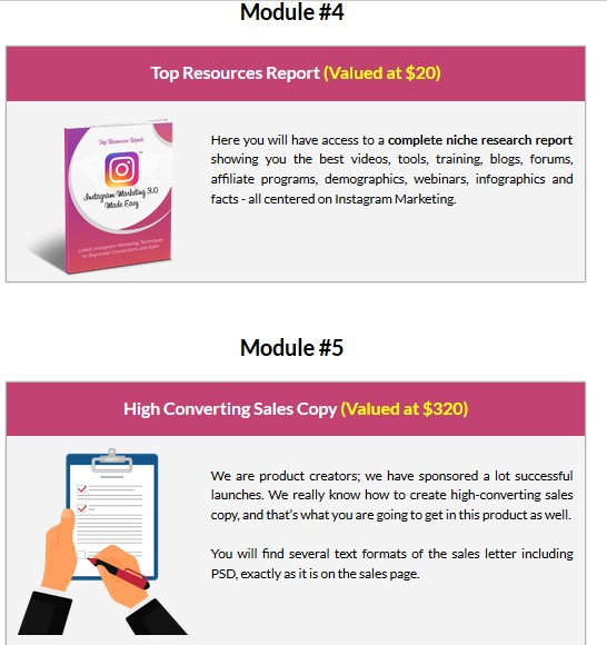Instagram Marketing 3.0 Biz in a Box Monster PLR by Amit Pareek