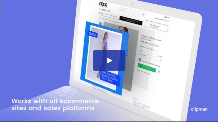 Clipman Video Ads Creator Software by Josh Ratta