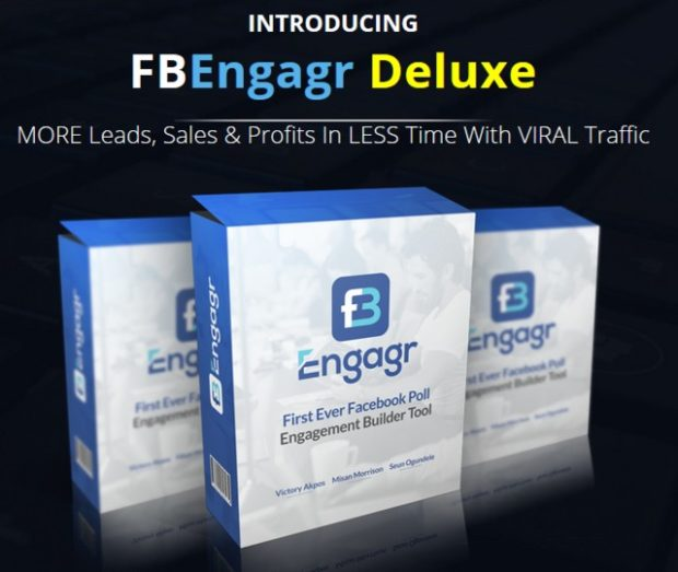 FBEngagr Pro Deluxe by Victory Akpomedaye