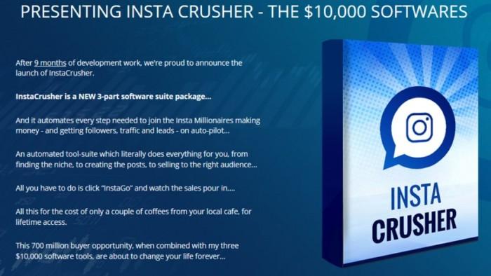 Insta Crusher WordPress Plugin Pro by Rich Williams