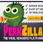 PerkZilla Viral Rewards Platform Software by Jeremy Gislason Promote Labs Inc – Best App Software to Get More Traffic, More Subscribers And All The Social Love You Can Handle, Help Businesses, Marketers And Website Owners Spread The Word About Upcoming Launches, Grow Email Lists And Create A Competitively Driven Environment, And Help You Go Viral On AutoPilot