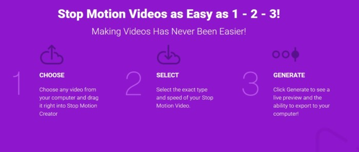 StopMotionCreator Video Software by Andrew Darius