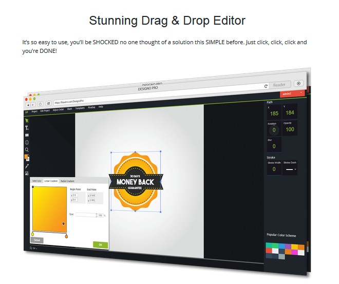 Designopro 2 0 Graphics Design App Software By Designopro