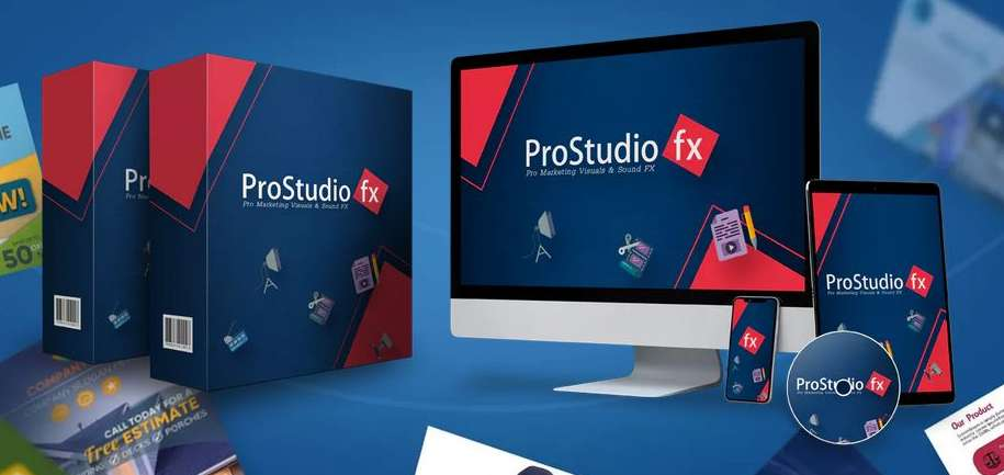 ProStudioFx Software And OTO Upsells by Akande Paul Review
