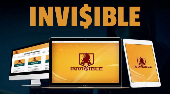 [Hot Giveaway] Invisible | Member Access